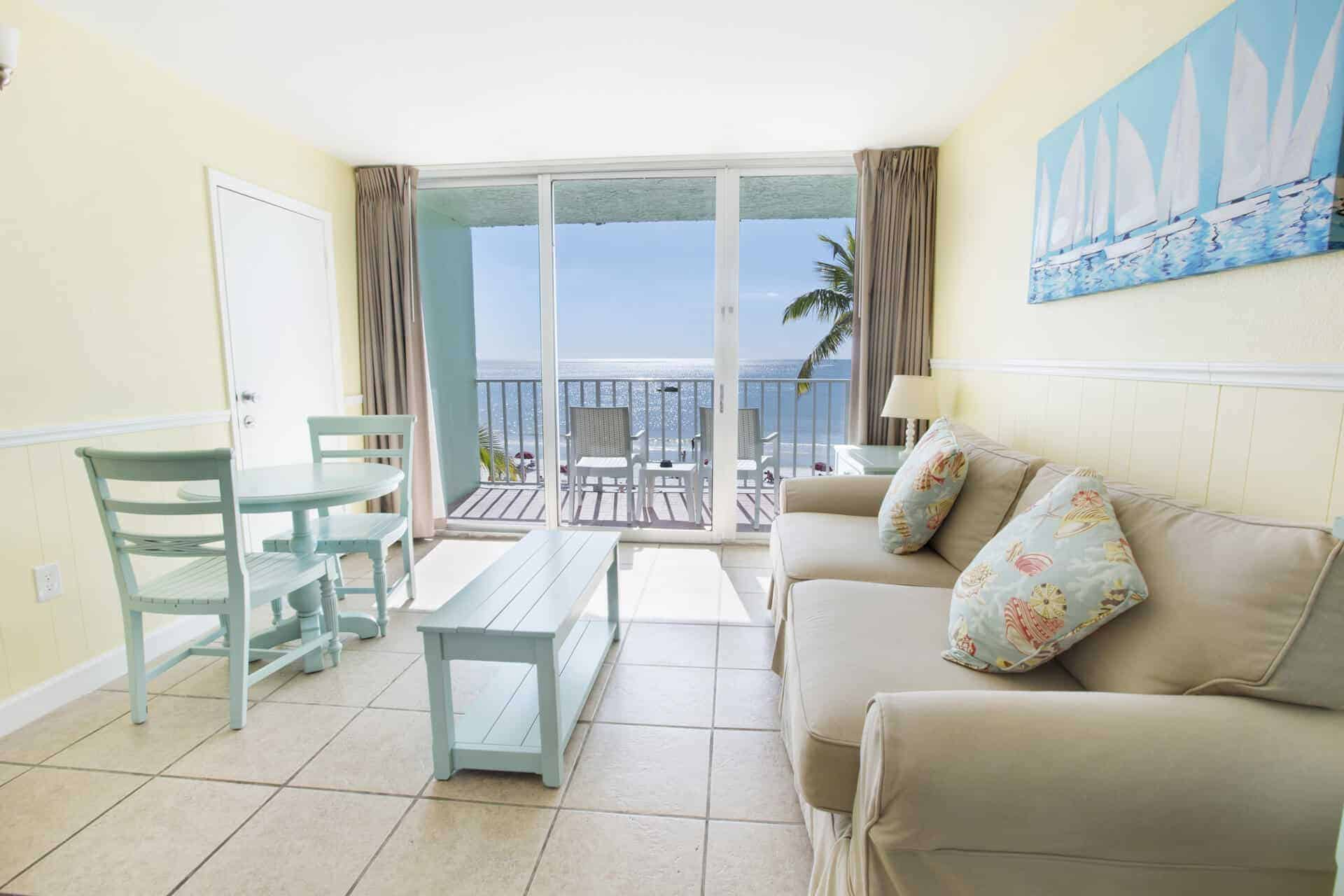Hotel Rooms and Resorts on Fort Myers Beach at Lani Kai Island Resort