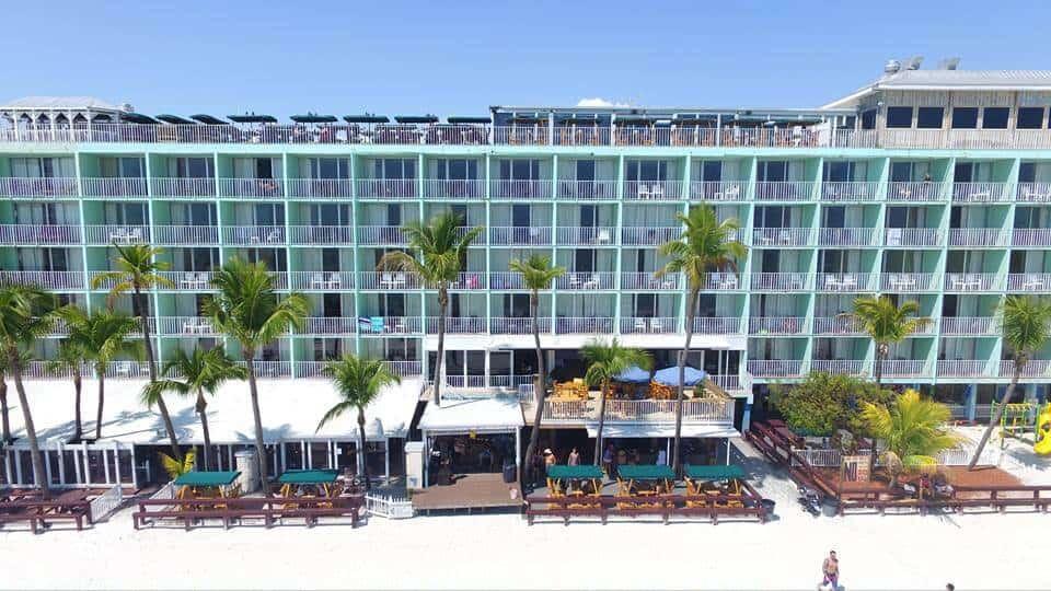Lani Kai Island Resort Front View