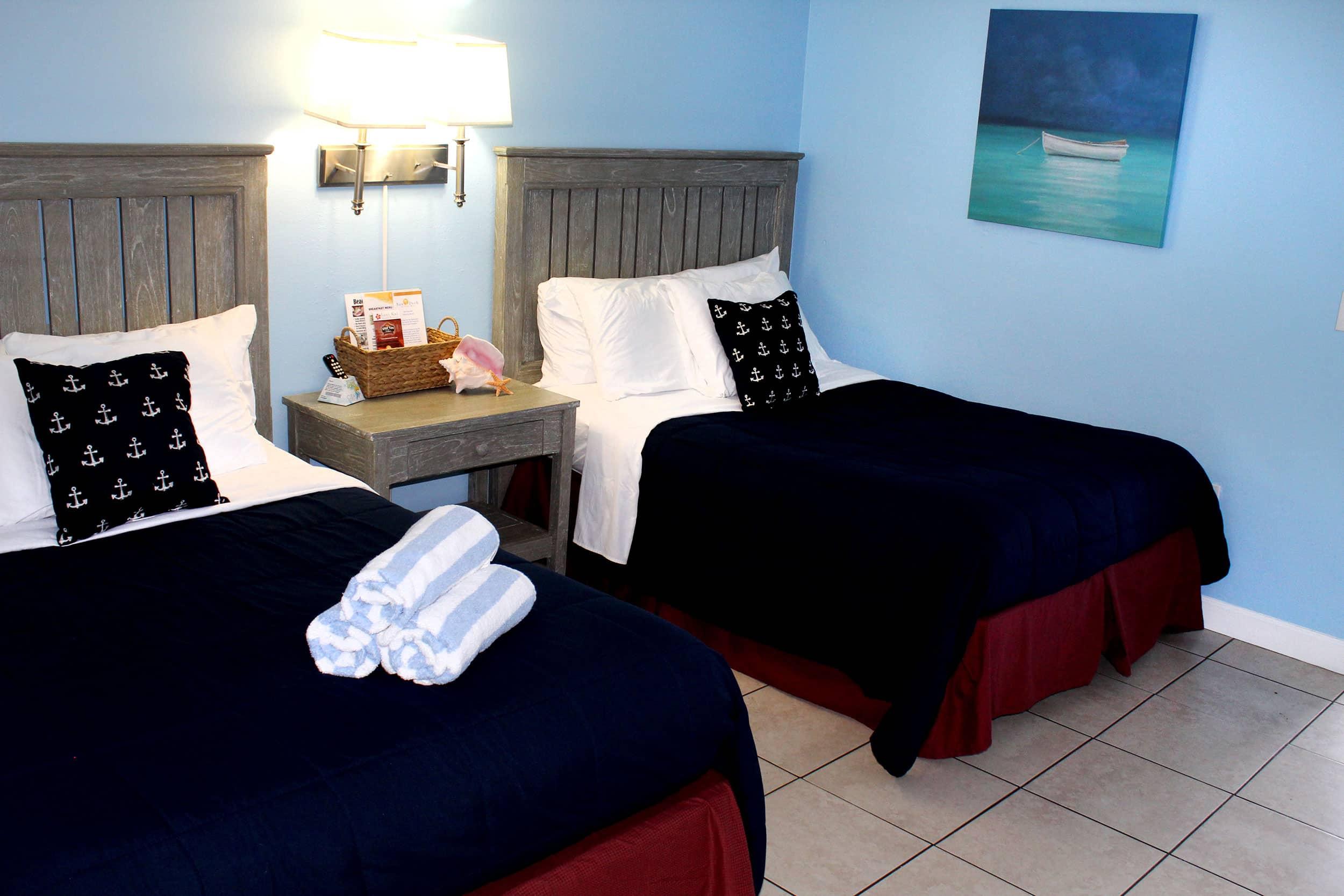 Fort Myers Beach Hotel Deluxe Suite Bedroom 4