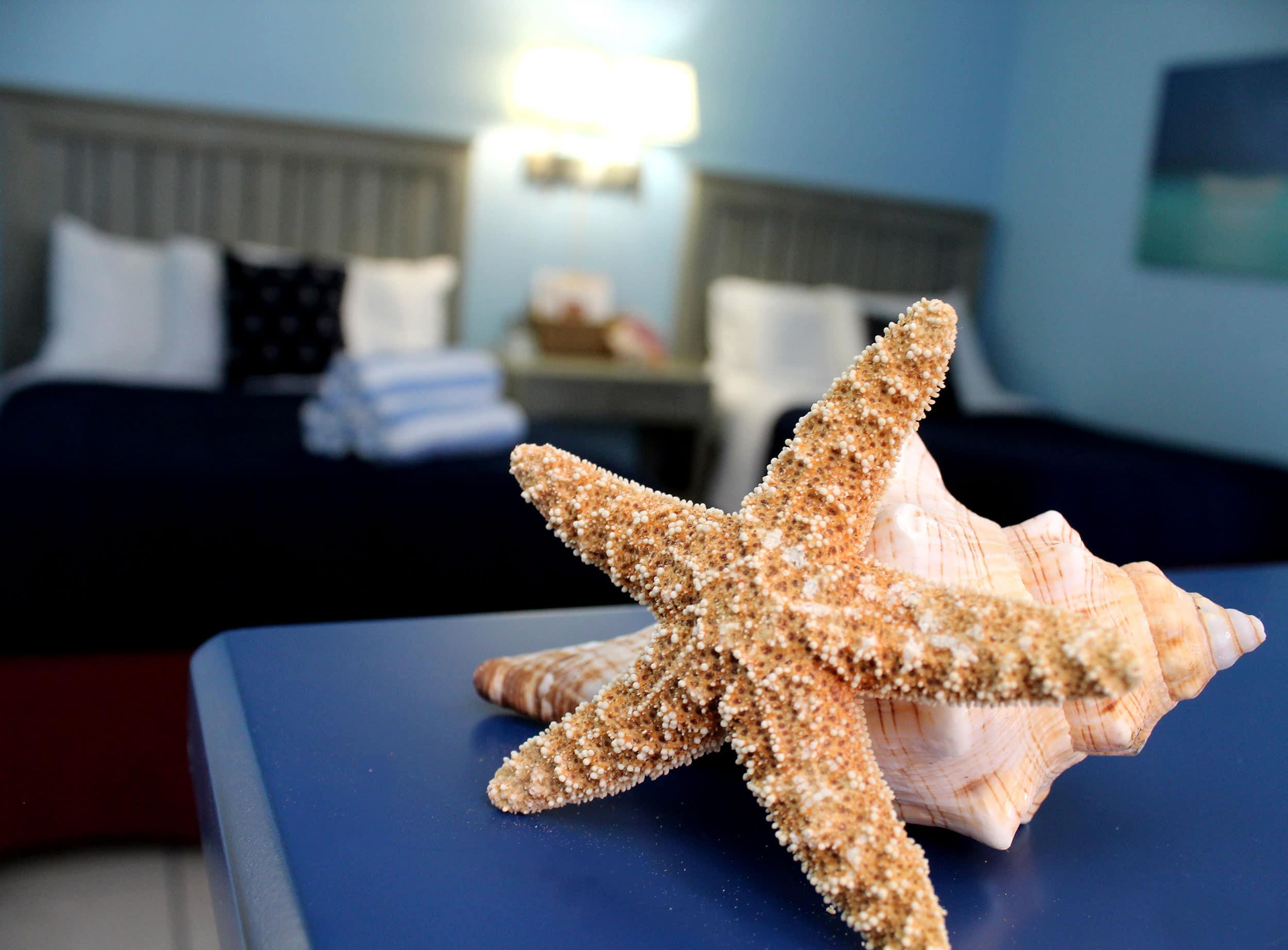 Fort Myers Beach Hotel Deluxe Suite Bedroom 2