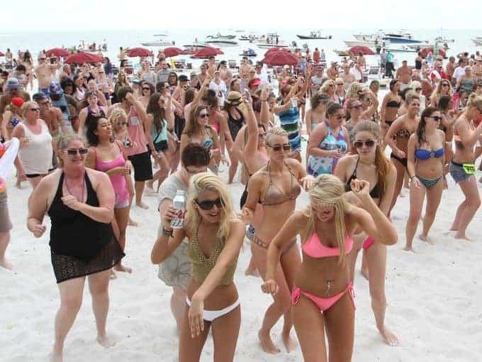 Lani Kai Beach festivities | Fort Myers Beach