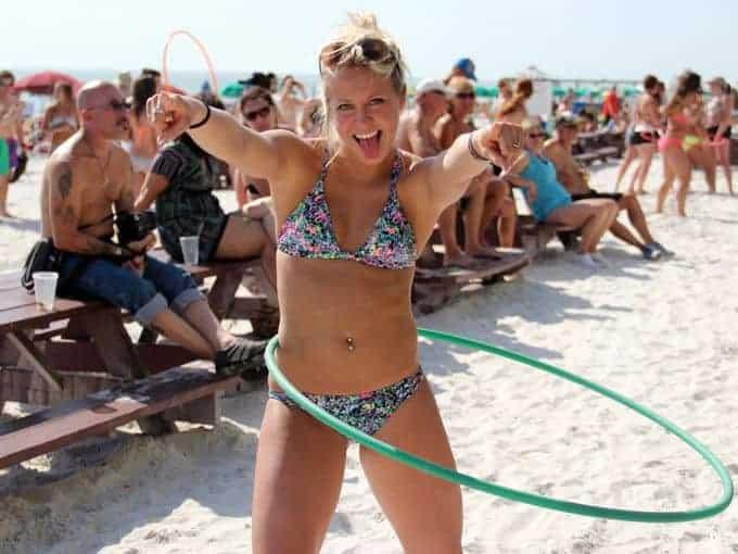 Lani Kai Hula hoop | Fort Myers Beach