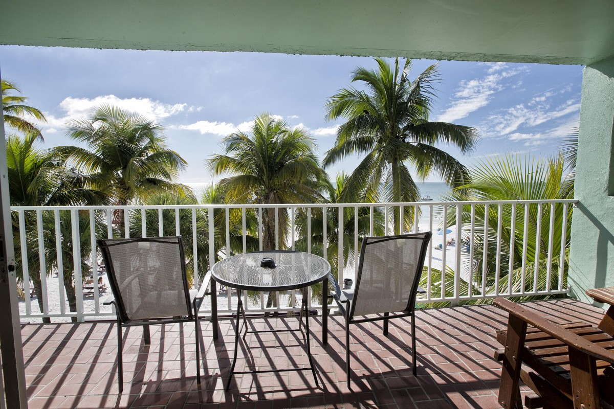 Beachfront Suite Extended Balcony | Rooms Available | Fort Myers Beach