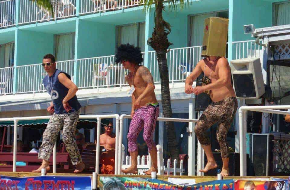 Lani Kai Spring Break | Cincinnati Firemen LMFAO Performance | Fort Myers Beach