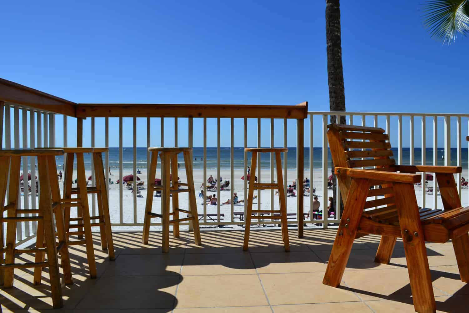 Sabal Palm Bar & Grill | Patio | Fort Myers Beach