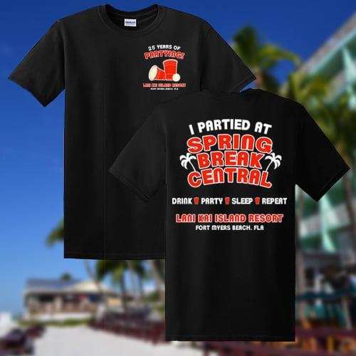 Lani Kai Sping Break T-shirt | lani-kai-spring-break-25th-anniversary-with-bgv2