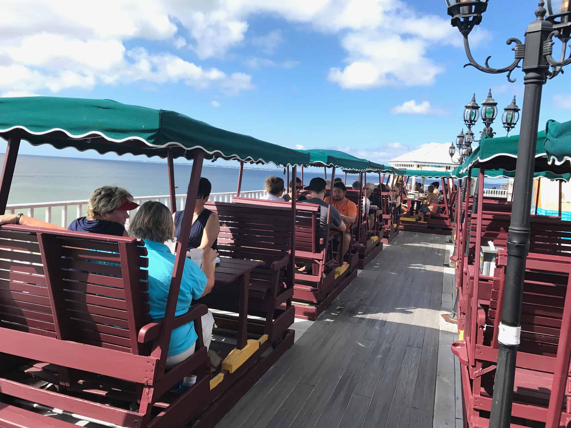 Sun Deck Restaurant | Outdoor Rooftop Dinning | Fort Myers Beach