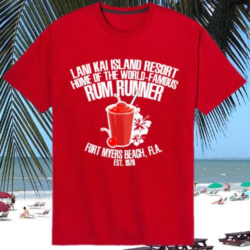 Lani Kai Rum Runner T-shirt | Rum Runner T-shirt