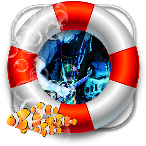 Pirate music graphic | byou-music-pirate-weekend