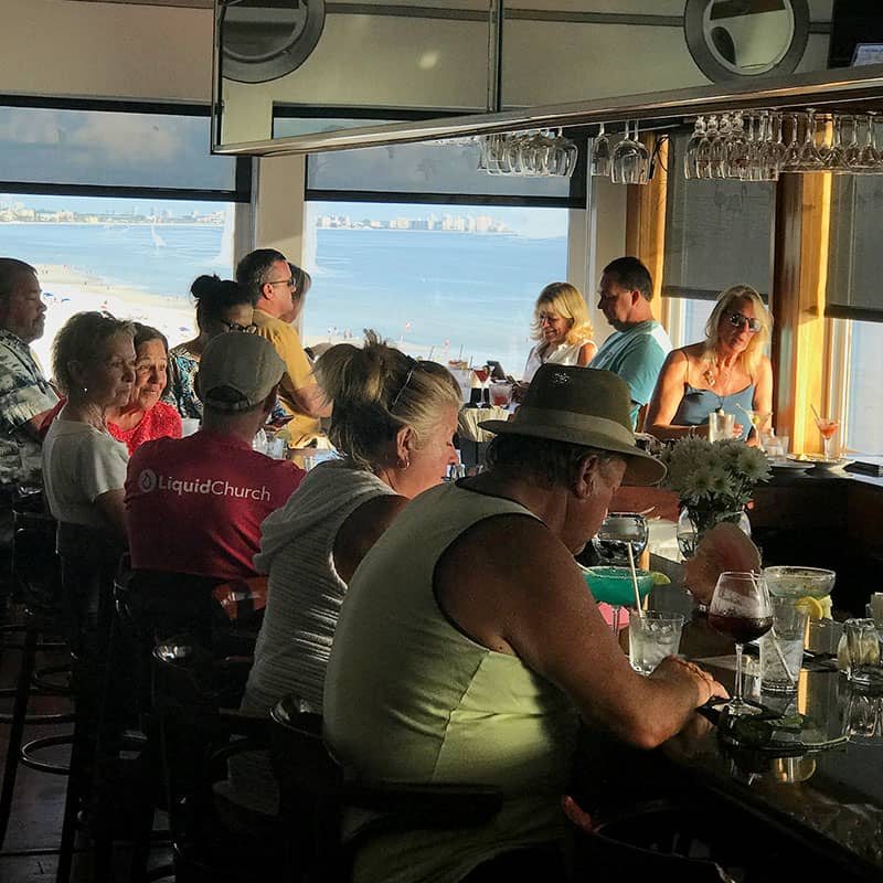 Island View Restaurant | Roar Offshore Fort Myers Beach