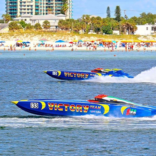 SpeedbSpeedboats | Roar Offshore Fort Myers Beach