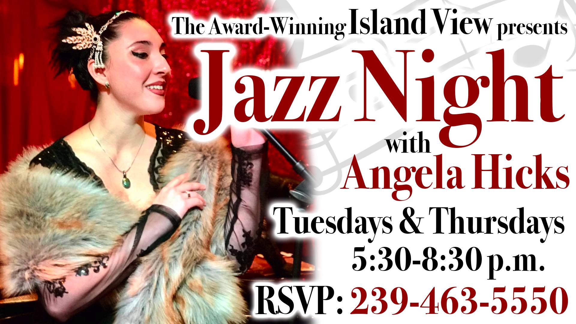 Jazz Night in the IV 1021